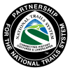 "Partnership for the National Trails System ""Gold Sheet"" of Volunteer Contributions in 2017"
