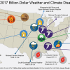 Natural disasters damage trails, full extent unknown