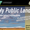 My Public Lands Middle School Teaching Guide
