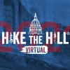 Registration Now Open Virtual Hike the Hill® 2021- March 8-26, 2021