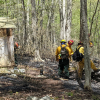Fire Watch on the Appalachian National Scenic Trail