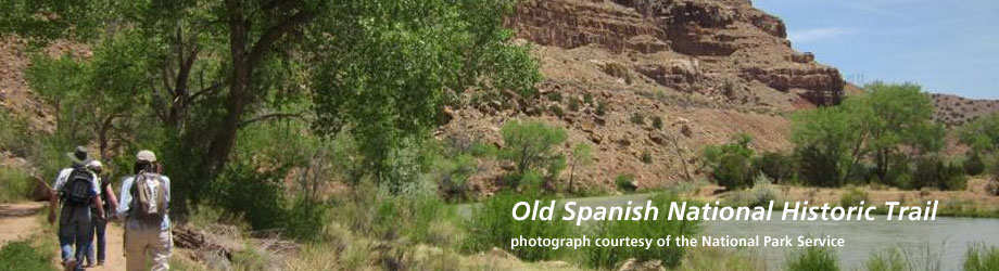 Old Spanish National Historic Trail
