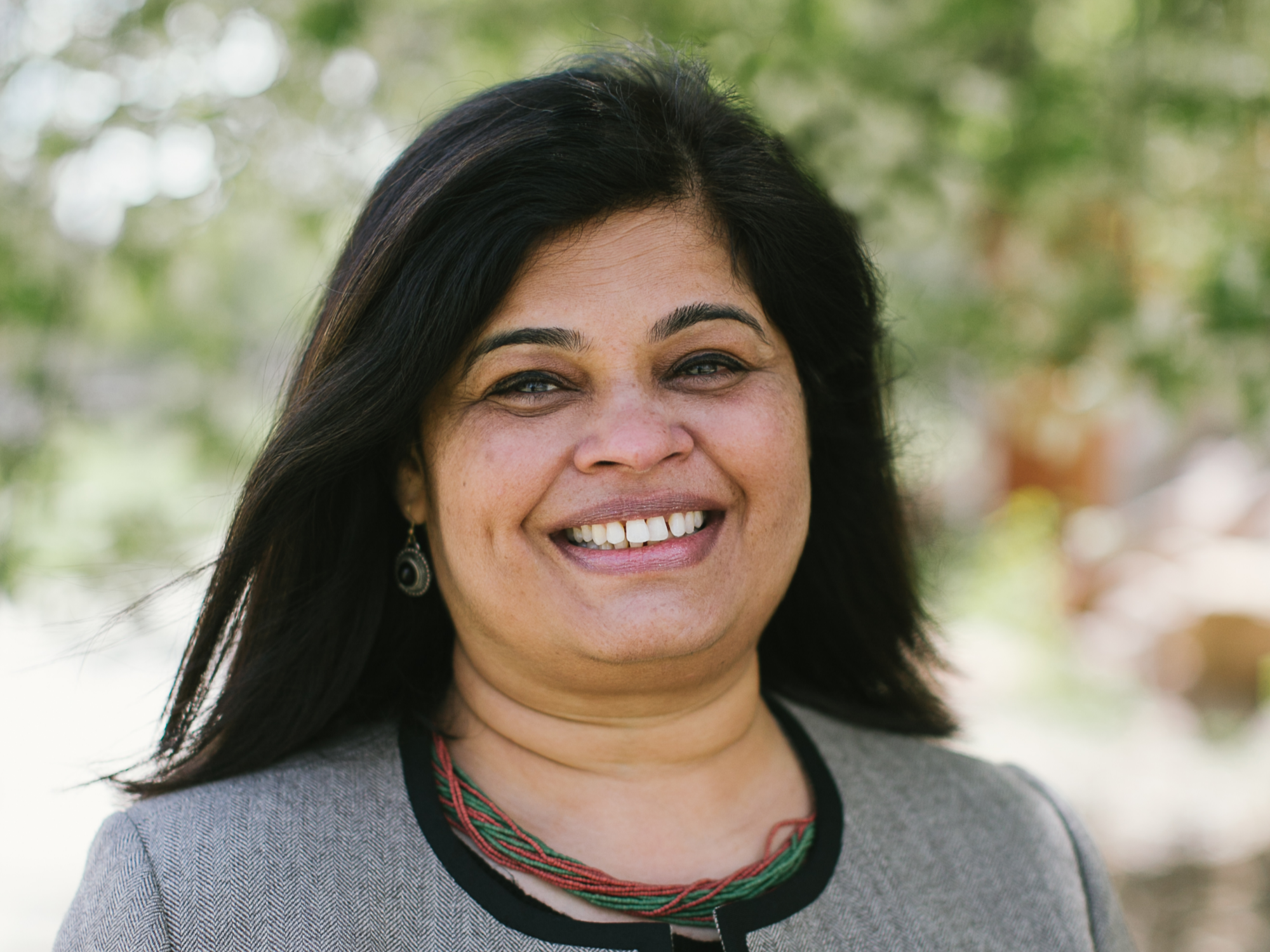 Anupama Joshi, the Executive Director of Blue Sky Funders Fourm and the PNTS 2021 Workshop Keynote Speaker