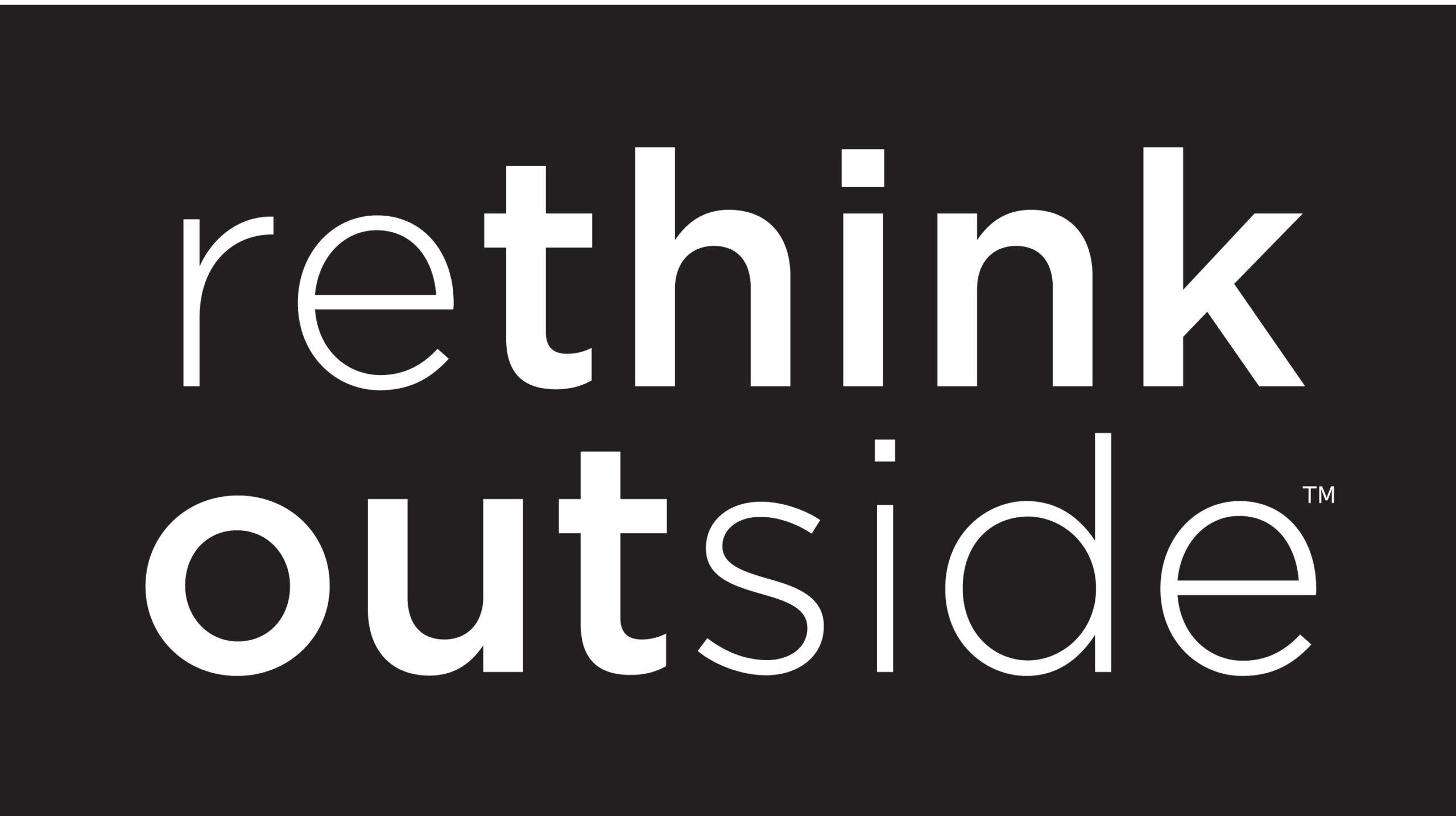 Logo for Rethink Outside
