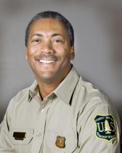 Portrait of USDA Forest Service Chief Randy Moore.